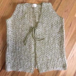 Mod Vintage Sydney Gould Mohair Sweater Vest